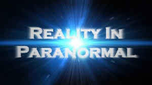 Reality In Paranormal Logo